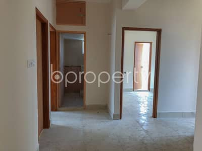 3 Bedroom Apartment for Sale in Aftab Nagar, Dhaka - In The Location Of Aftab Nagar, A 1004 SQ FT Apartment Is For Sale Near Shwapno