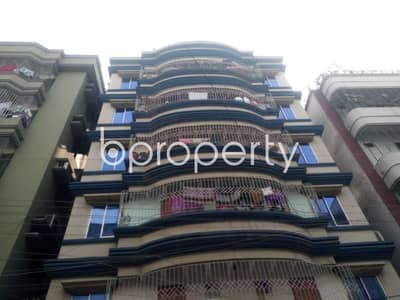2 Bedroom Apartment for Rent in Nikunja, Dhaka - Well-constructed 750 Sq Ft Apartment Is Ready For Rent At Nikunja 2, Nearby Khilkhet Police Station