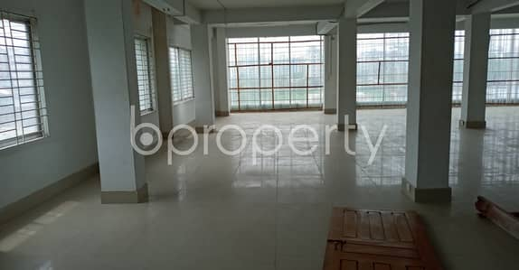 Office for Rent in Bakalia, Chattogram - At Bakalia, 3800 Sq Ft Well Fitted Office Is ready To Rent Near To Bakalia High School