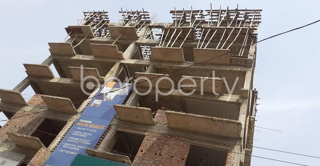 3 Bedroom Flat For Sale In Bashabo Near Bashabo Girl's High School