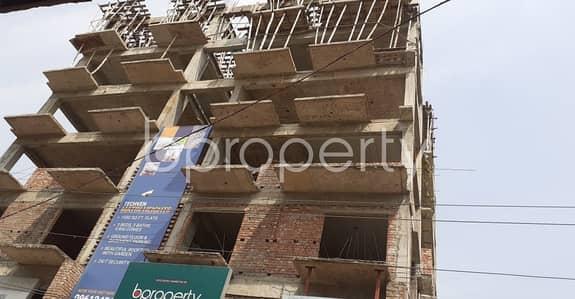 বিক্রয়ের জন্য BAYUT_ONLYএর ফ্ল্যাট - বাসাবো, ঢাকা - 1550 Sq Ft Flat For Sale In East Madartek Near Prime Bank Limited