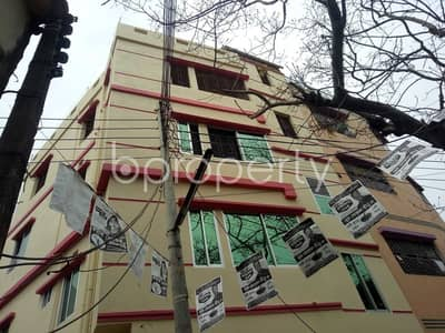 2 Bedroom Apartment for Rent in 16 No. Chawk Bazaar Ward, Chattogram - 756 Sq Ft Fine Flat Is Now For Rent Which Is In Kapasgola Near Uttara Bank Limited