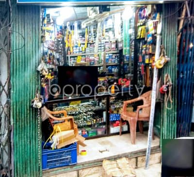 Shop for Sale in Tejgaon, Dhaka - 126 Sq. Ft Commercial Shop For Sale In Karwan Bazar