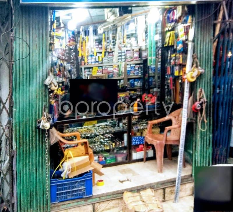 126 Sq. Ft Commercial Shop For Sale In Karwan Bazar