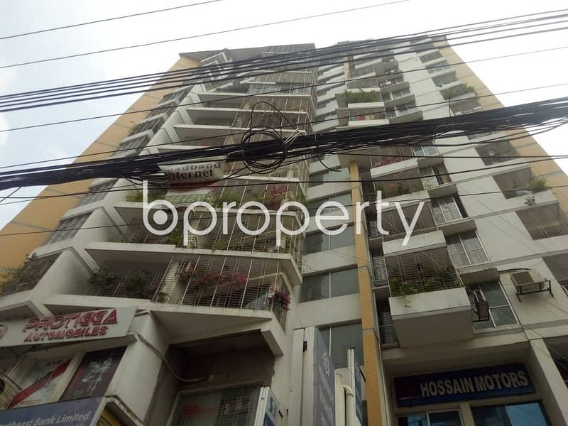 In Eskaton 1270 SQ FT flat is available for sale which is now close to Abeer General Hospital