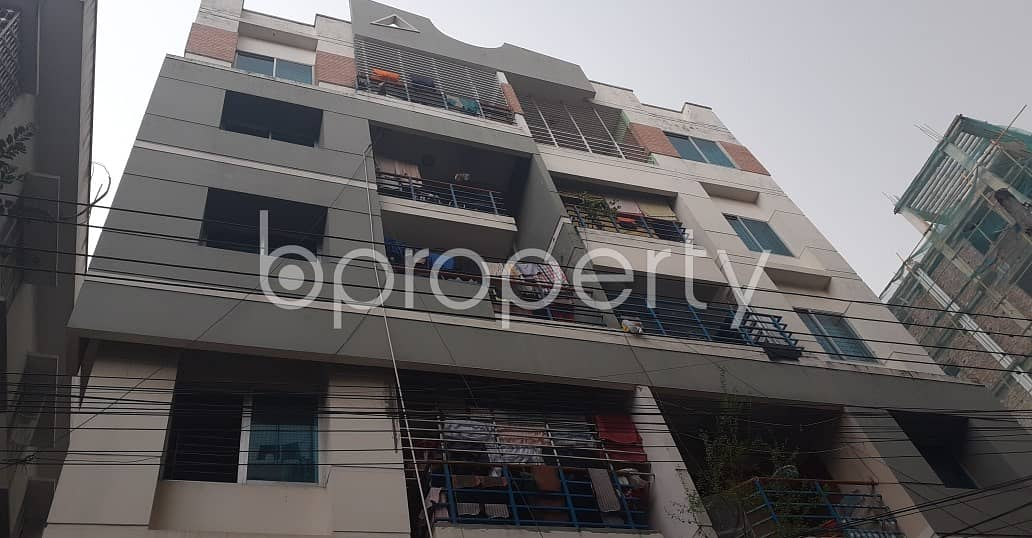 At Lalmatia, flat for Rent close to Lalmatia High School