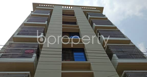 2 Bedroom Apartment for Rent in Bakalia, Chattogram - 800 Sq. Ft. flat is now up to Rent located near to Bakalia High School in Bakalia