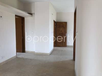 An Apartment of 1250 SQ FT Is Up For Sale At Aftab Nagar Near To Dhaka Imperial College