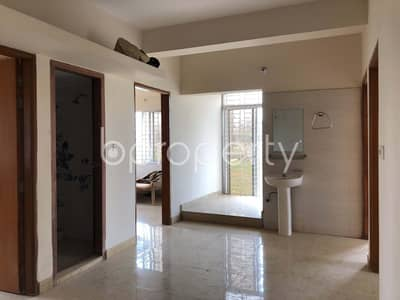 Your New 1250 SQ FT Home Is Waiting For You In This Lovely Apartment For Sale At Aftab Nagar Near Aftabnagar Mosjid Madrasha Complex