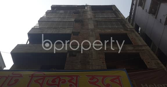 2 Bedroom Flat for Sale in Banasree, Dhaka - 950 Square Feet Apartment Is For Sale In Banasree, Block C