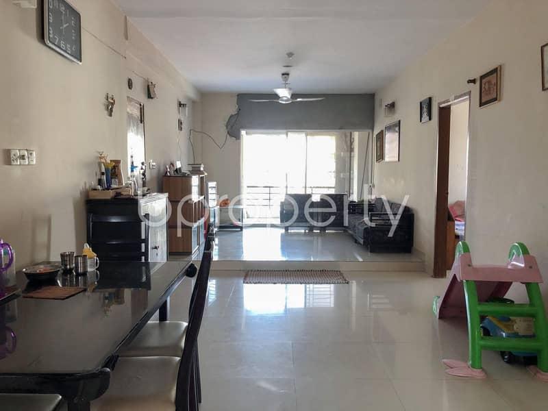 1700 Sq. Ft. Apartment For Sale In Dakshin Khan Close To Nogoriabari Mohammadia Jame Masjid