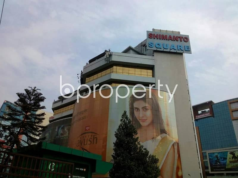 260 Square Feet Shop Is For Sale Near Popular Medical College.