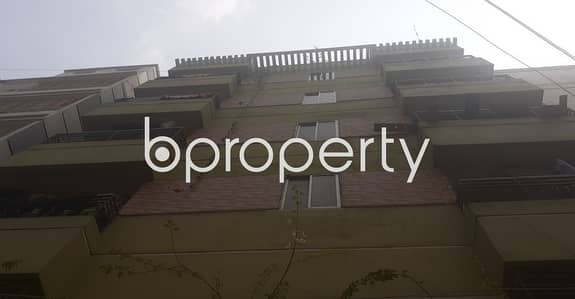 2 Bedroom Apartment for Rent in Uttara, Dhaka - An Excellent Apartment Of 900 Sq Ft Is Waiting To Be Rented In Uttara Nearby Wide Vision School