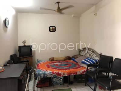 1 Bedroom Flat for Sale in Khilkhet, Dhaka - 590 Sq Ft Convenient Apartment For Sale In Khilkhet Near Lake City Concord High School
