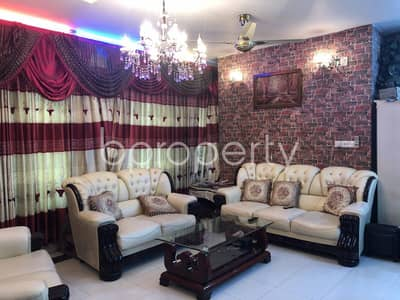 Visit This Apartment of 1465 SQ FT For Sale In Lalmatia Near Lalmatia C Block Jam-e-masjid