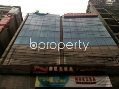 ভাড়ার জন্য এর অফিস - উত্তরা, ঢাকা - A Structurally Well Set 3000 Sq Ft Commercial Space For Rent Is Available In Uttara Sector 11, Near Meghna Bank