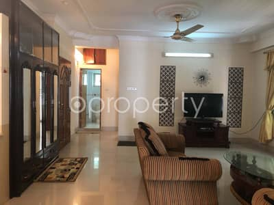 3 Bedroom Apartment for Rent in Bashundhara R-A, Dhaka - Offering You A 1500 Sq Ft Flat For Rent In Bashundhara R-a Near To Nsu