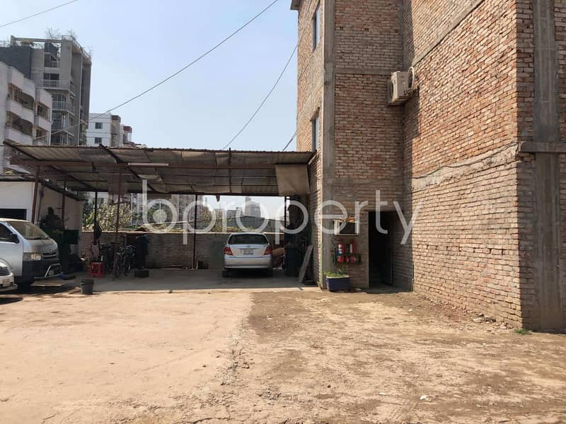 A Plot For Commercial Purposes Is Available For Sale In Uttara Nearby Shanto-Mariam University Of Creative Technology