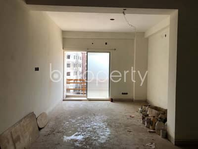 3 Bedroom Flat for Sale in Mohammadpur, Dhaka - A 1450 SQ FT Flat Is Up For Sale At Mohammadpur Near Nobodoy Housing Central Mosque