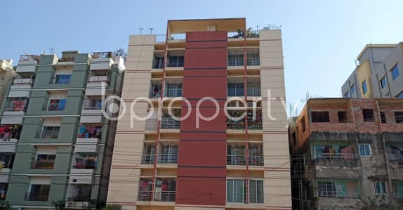 3 Bedroom Flat for Rent in 11 No. South Kattali Ward, Chattogram - First-rated Apartment Covering An Area Of 1100 Sq Ft Is Up For Rent In Green View R/a