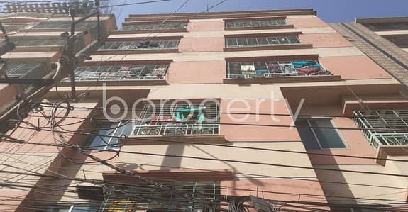 Office for Rent in Banasree, Dhaka - Ample Commercial Space Of 1000 Sq Ft Is Prepared To Be Rented At Block E, Banasree.