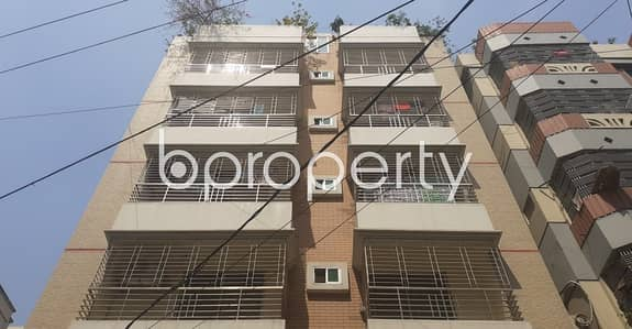 Office for Rent in Uttara, Dhaka - Work In This 900 Sq Ft Ample Office Is Ready To Rent In Uttara Close To Lab One Hospital