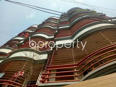 3 Bedroom Apartment for Rent in Khilkhet, Dhaka - A Nicely Build 800 Sq Feet Three Bed Apartment Is Available For Rent In Khilkhet
