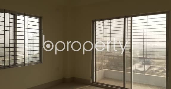 5 Bedroom Duplex for Rent in Uttara, Dhaka - A Perfect Flat Of 1475 Sq Ft For Living With Family Is Available For Rent At Uttara Near Diabari Lake