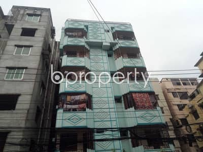 2 Bedroom Apartment for Rent in Nikunja, Dhaka - An Apartments Of 720 Sq Ft Is Available For Rent In The Most Prime Location Of Nikunja 2.