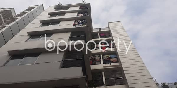 3 Bedroom Flat for Rent in Bashundhara R-A, Dhaka - At Bashundhara R-a, 1450 Square Feet Flat Is Available For Rent Close To Nsu