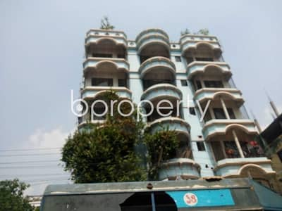 Lovely Apartment Covering An Area Of 600 Sq Ft Is Up For Rent In Nikunja 2