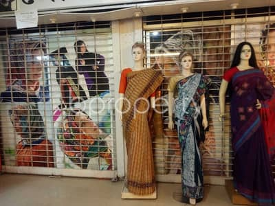 Shop for Rent in Shantinagar, Dhaka - Acquire This Shop Which Is Up For Rent In Chamilibag Near Basic Bank Limited