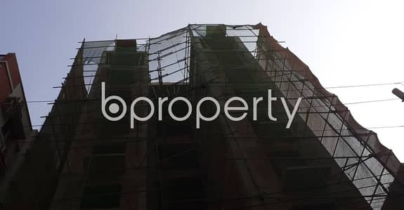 A Nicely Build 2229 Sq Ft Three Bed Apartment Is Available For Sale In Bashundhara R/a Nearby North South University.
