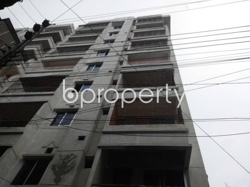 Wonderful Flat Covering An Area Of 1140 Sq Ft Is Available For Sale In Mirpur Senpara, Near Brac Bank Limited.