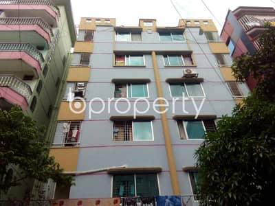 A Sensible 300 Sq Ft Single Bedroom Flat Is Vacant For Rent In Uttara