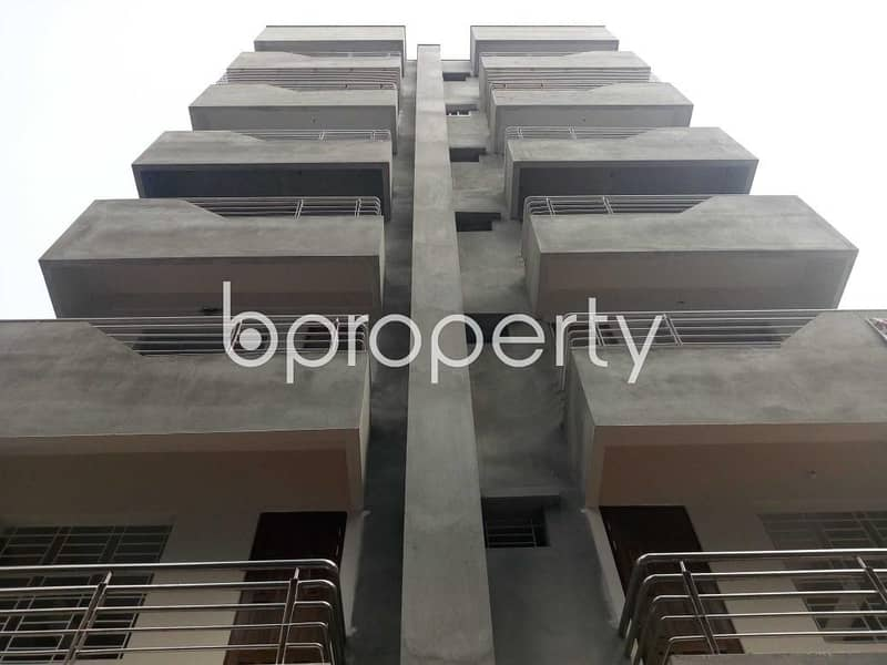 2 Bedroom, 2 Bathroom Apartment With A View Is Up For Rent In Khilgaon.