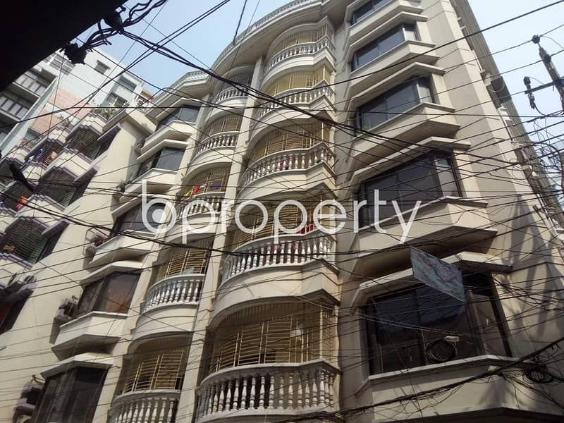 Well Organised Flat Of 750 Sq Ft Is Vacant For Rent In Bangshal