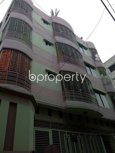2 Bedroom Flat for Rent in Mirpur, Dhaka - A Nicely Build 750 Sq Ft Two Bed Apartment Is Available For Rent In Kallyanpur