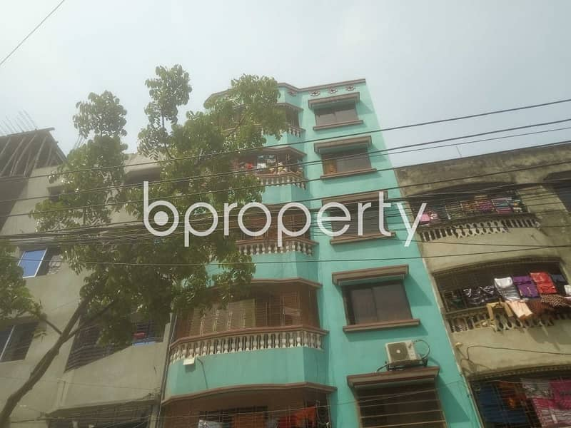 Decent-sized Apartment Of 750 Sq Ft Is Ready To Rent In Mirpur 10.