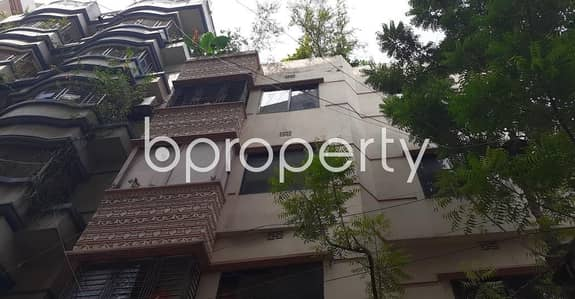 2 Bedroom Apartment for Rent in Agargaon, Dhaka - A Well Defined Flat Of 800 Sq Ft In West Agargaon Is Available For Rent Nearby West Agargaon Jame Mosjid