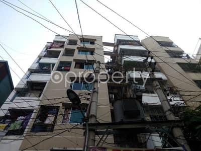3 Bedroom Apartment for Sale in Shahjahanpur, Dhaka - A Convenient 1400 Sq Ft Residential Flat Is Prepared To Be Sold At Shahjahanpur Nearby Dip-shikha Pre-cadet School