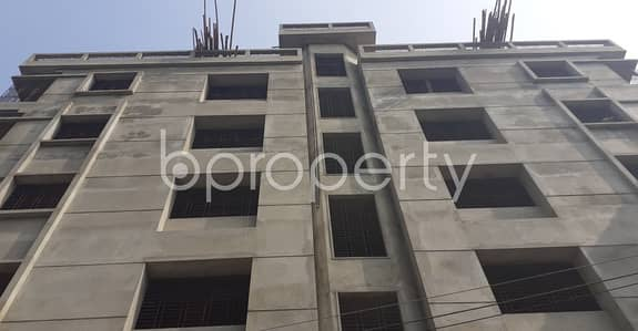3 Bedroom Apartment for Sale in Shyamoli, Dhaka - A Well Defined Flat Of 1225 Sq Ft In Shyamoli Is Available For Sale Nearby Shyamoli Squre