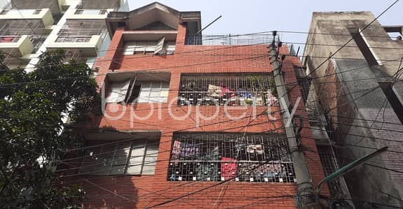4 Bedroom Apartment for Sale in Mohammadpur, Dhaka - Check This Fine Looking Flat Of 1700 Sq Ft Offered For Sale At Tajmahal Road, Mohammadpur