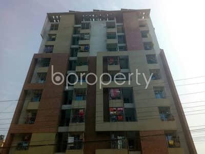 3 Bedroom Apartment for Sale in Dakshin Khan, Dhaka - This Home In Dakshin Khan Nearby Baitul Rabbani Jame Masjid Is Up For Sale In A Wonderful Neighborhood.