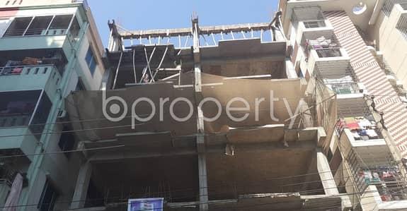 3 Bedroom Apartment for Sale in Banasree, Dhaka - Available In Banasree , A 1050 Sq. Ft Apartment For Sale , Near Banasree Central Masjid.