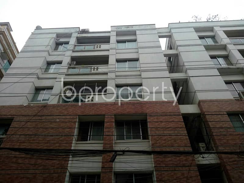 In The Location Of Mirpur DOHS, 3 Bedroom Apartment Is Up For Sale Near Mirpur Cantonment Public School and College.
