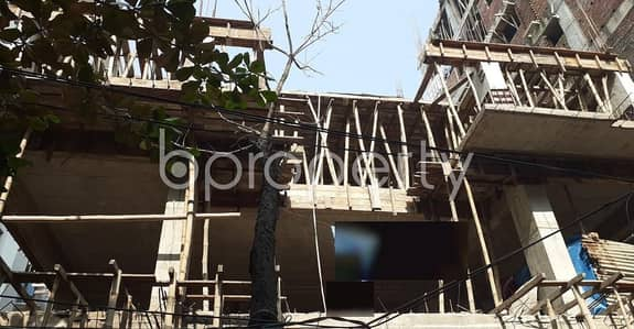 3 Bedroom Flat for Sale in Bashundhara R-A, Dhaka - Check This 1300 Sq. Ft Apartment Which Is Up For Sale At Bashundhara R-A Near Bashundhara Boro Masjid.