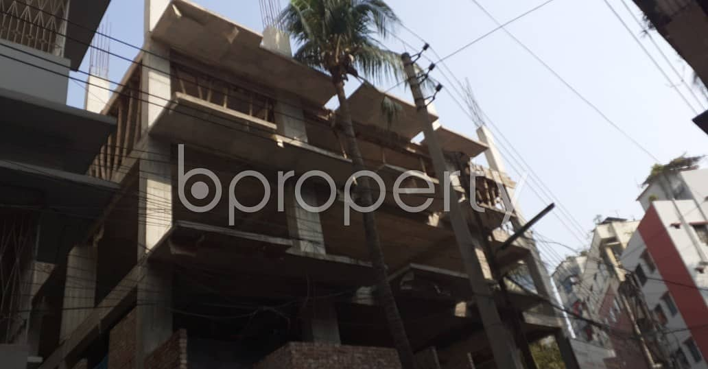 In The Location Of Dhanmondi , 3 Bedroom Apartment Is Up For Sale Near West Dhanmondi Yousuf High School.