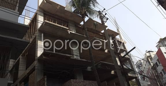 We Have A 1530 Sq. Ft Flat For Sale In Dhanmondi Nearby West Dhanmondi Yousuf High School.
