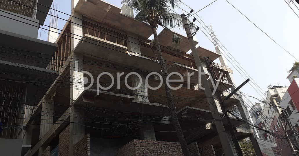 3 Bedroom, 3 Bathroom Apartment With A View Is Up For Sale Nearby West Dhanmondi Yousuf High School.
